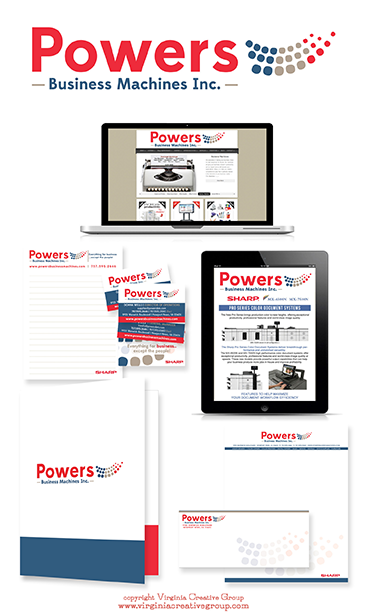 powers business machines