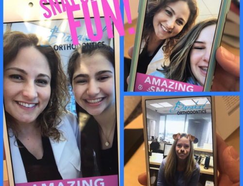 Happy Snapping; Why Your Orthodontic Practice Should Use a Snapchat Filter