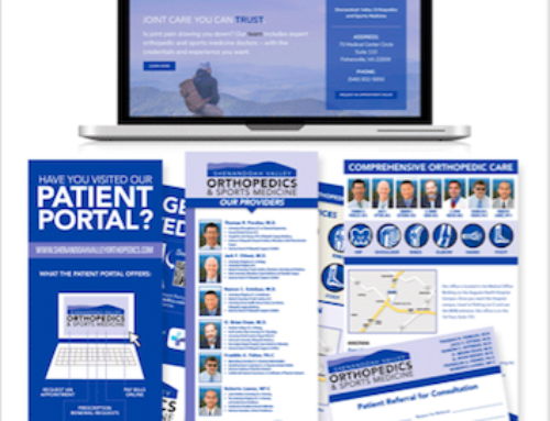 Shenandoah Valley Orthopedics Brand Study