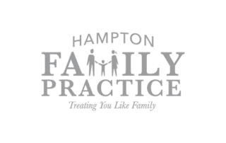 Hampton family practice logo by VCG
